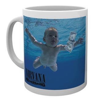 Keramiktasse  Nirvana - Nevermind, GB posters, Nirvana