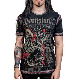 Herren T-Shirt Hardcore - Battle Royale - WORNSTAR, WORNSTAR