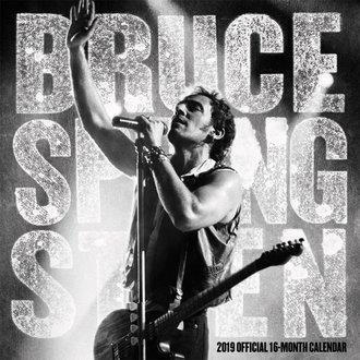 Wandkalender 2019 BRUCE SPRINGSTEEN, NNM, Bruce Springsteen