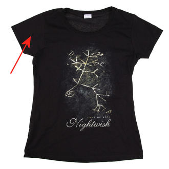 Herren Metal T-Shirt Nightwish - Tree Of Life - NUCLEAR BLAST, NUCLEAR BLAST, Nightwish