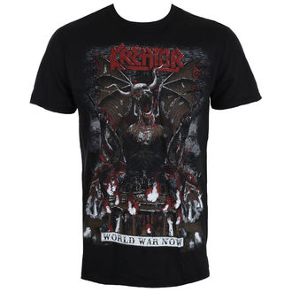 Herren T-Shirt Metal Kreator - World war now - NUCLEAR BLAST, NUCLEAR BLAST, Kreator