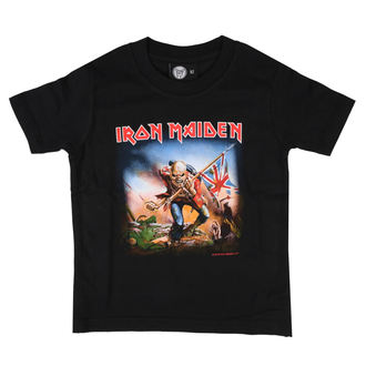 Kinder T-Shirt Metal Iron Maiden - Trooper - Metal-Kids, Metal-Kids, Iron Maiden