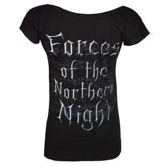 Damen T-Shirt Metal Dimmu Borgir - Forces of the northern night - NUCLEAR BLAST, NUCLEAR BLAST, Dimmu Borgir