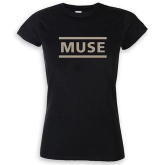 Damen T-Shirt Metal Muse - Logo - NNM, NNM, Muse