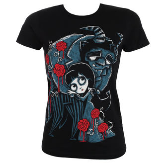 Damen T-Shirt Hardcore - Misery and the Beast - Akumu Ink, Akumu Ink