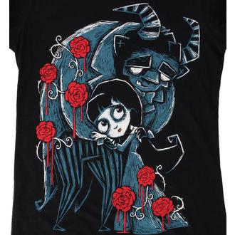 Damen T-Shirt Hardcore - Misery and the Beast - Akumu Ink, Akumu Ink