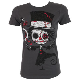 Damen T-Shirt Hardcore - Ripped Apart - Akumu Ink, Akumu Ink