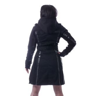 Damen Mantel CHEMICAL BLACK - DARK SILENCE - SCHWARZ, CHEMICAL BLACK