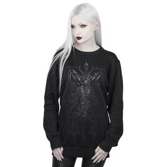 Damen Pullover KILLSTAR - Dark Prince Knit - SCHWARZ - KSRA001604