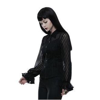 Damen Bluse Gothic Punk - Temptress - PUNK RAVE, PUNK RAVE