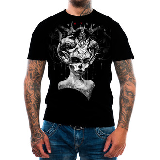 Herren T-Shirt - Day of the Dead - ART BY EVIL, ART BY EVIL
