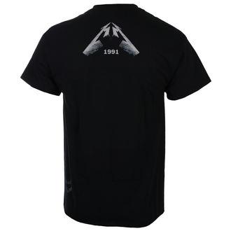 Herren T-Shirt Metalllica - Black Album Faded, NNM, Metallica