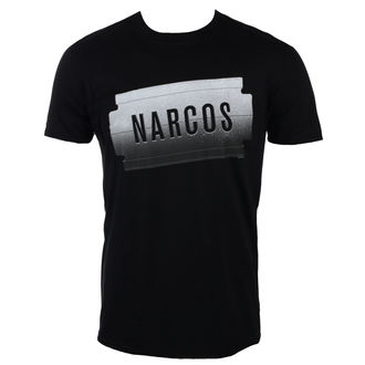 Herren T-Shirt Film Narcos - BLADE - PLASTIC HEAD, PLASTIC HEAD