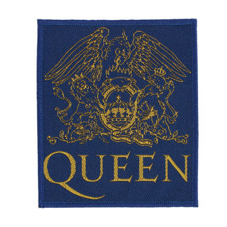 Patch Aufnäher Queen - Crest - RAZAMATAZ, RAZAMATAZ, Queen