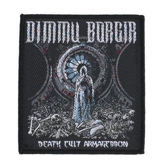 Patch Aufnäher Dimmu Borgir - Death Cult Armageddon - RAZAMATAZ, RAZAMATAZ, Dimmu Borgir