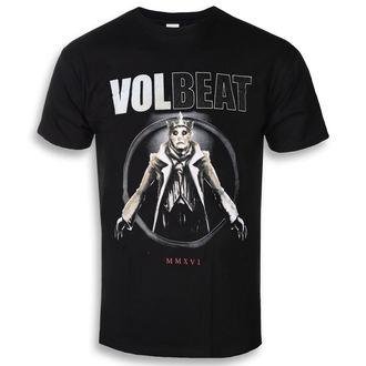 Herren T-Shirt Metal Volbeat - King Of The Beast - ROCK OFF, ROCK OFF, Volbeat