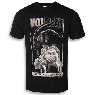 Herren T-Shirt Metal Volbeat - Boogie Goat - ROCK OFF, ROCK OFF, Volbeat