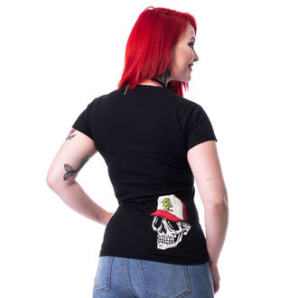 Damen T-Shirt - DEATH CLUB - CUPCAKE CULT, CUPCAKE CULT