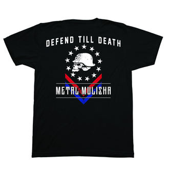 Herren T-Shirt Metal - DEFEND - METAL MULISHA, METAL MULISHA
