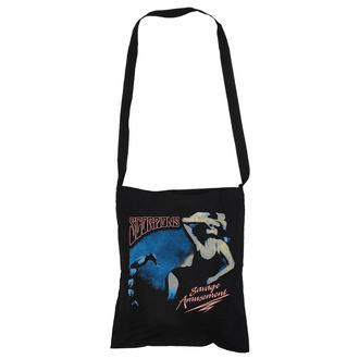 Tasche Einkauftasche Scorpions - Savage Amusement - LOW FREQUENCY, LOW FREQUENCY, Scorpions