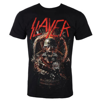 Herren T-Shirt Metal Slayer - Hard Cover Comic Book - ROCK OFF, ROCK OFF, Slayer