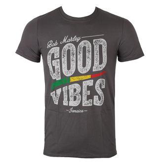 Herren T-Shirt Bob Marley - Good Vibes - ROCK OFF, ROCK OFF, Bob Marley