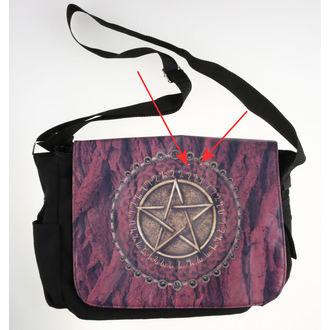 Tasche Pentagramm - Red - B0572B4 - BESCHÄDIGT, Nemesis now