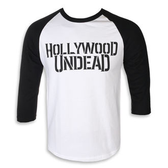 Herren 3/4 Arm Shirt Hollywood Undead - LOGO - PLASTIC HEAD, PLASTIC HEAD, Hollywood Undead