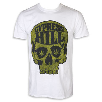 Herren T-Shirt Metal Cypress Hill - SKULL LOGO - PLASTIC HEAD, PLASTIC HEAD, Cypress Hill