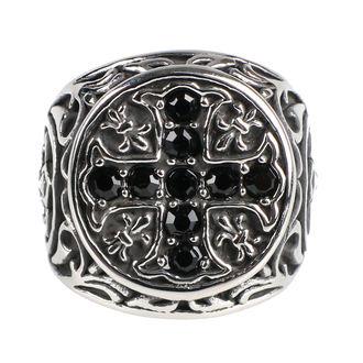 Ring ETNOX - Crystal Cross, ETNOX