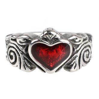 Ring ETNOX - Black Heart, ETNOX
