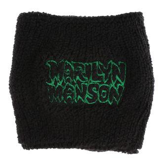 Schweißarmband MARILYN MANSON - LOGO - RAZAMATAZ, RAZAMATAZ, Marilyn Manson