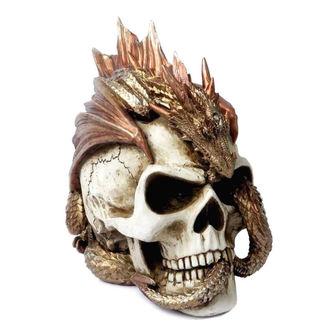 Dekoration Schädel ALCHEMY GOTHIC - Dragon Keeper's Skull, ALCHEMY GOTHIC