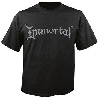 Herren T-Shirt Metal Immortal - Logo - NUCLEAR BLAST, NUCLEAR BLAST, Immortal
