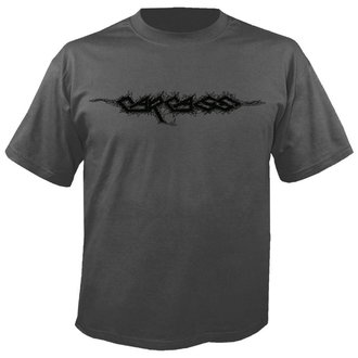 Herren T-Shirt Metal Carcass - Logo GREY - NUCLEAR BLAST, NUCLEAR BLAST, Carcass