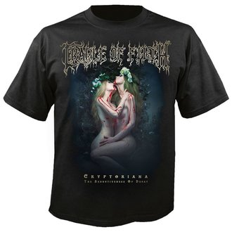 Herren T-Shirt Metal Cradle of Filth - Savage waves of ecstasy - NUCLEAR BLAST, NUCLEAR BLAST, Cradle of Filth