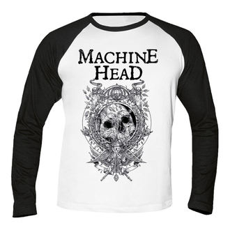 Herren 3/4 Arm Shirt Machine Head - NUCLEAR BLAST - NUCLEAR BLAST, NUCLEAR BLAST, Machine Head
