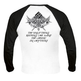 Herren 3/4 Arm Shirt Machine Head - NUCLEAR BLAST - NUCLEAR BLAST, NUCLEAR BLAST, Machine Head