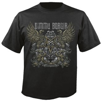 Herren T-Shirt Metal Dimmu Borgir - 25 Years - NUCLEAR BLAST, NUCLEAR BLAST, Dimmu Borgir