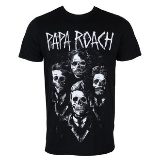 Herren T-Shirt Metal Papa Roach - PORTRAIT - PLASTIC HEAD, PLASTIC HEAD, Papa Roach