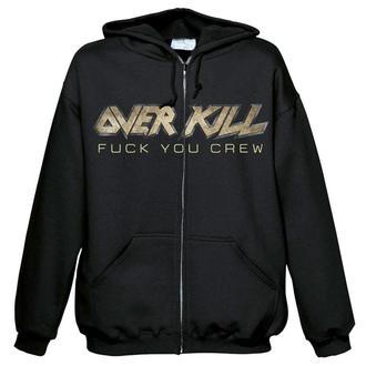 Herren Hoodie Overkill - Fuck you crew - NUCLEAR BLAST, NUCLEAR BLAST, Overkill