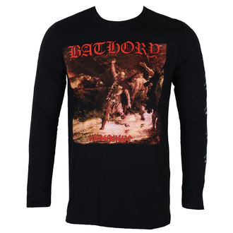 Herren Longsleeve Metal Bathory - HAMMERHEART - PLASTIC HEAD, PLASTIC HEAD, Bathory