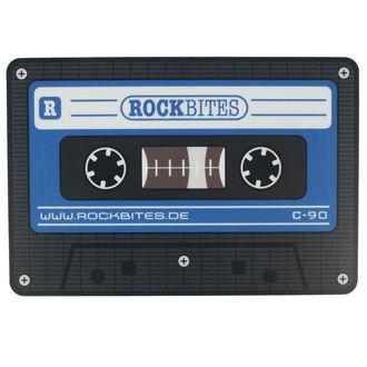 Mauspad Tonband Blau - Rockbites, Rockbites
