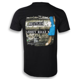Herren T-Shirt Metal Beatles - Abbey Road - ROCK OFF, ROCK OFF, Beatles