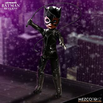 Figur BATMAN - Living Dead Dolls - Katzenfrau, LIVING DEAD DOLLS