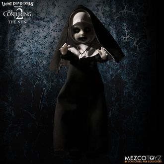 Figur The Nun - The Conjuring - Living Dead Dolls, LIVING DEAD DOLLS