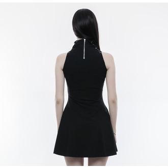 Damen Kleid PUNK RAVE - Adorable little - schwarz, PUNK RAVE