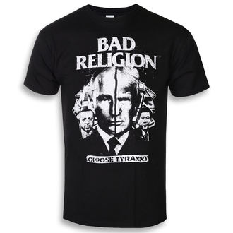 Herren T-Shirt Metal Bad Religion - Oppose Tyranny - KINGS ROAD, KINGS ROAD, Bad Religion