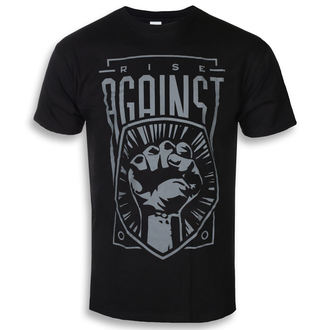 Herren T-Shirt Metal Rise Against - Fist - KINGS ROAD, KINGS ROAD, Rise Against