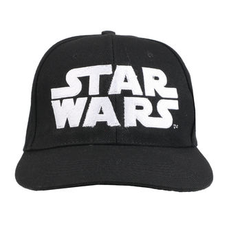 Kappe Cap STAR WARS - Logo - Schwarz - HYBRIS, HYBRIS, Star Wars